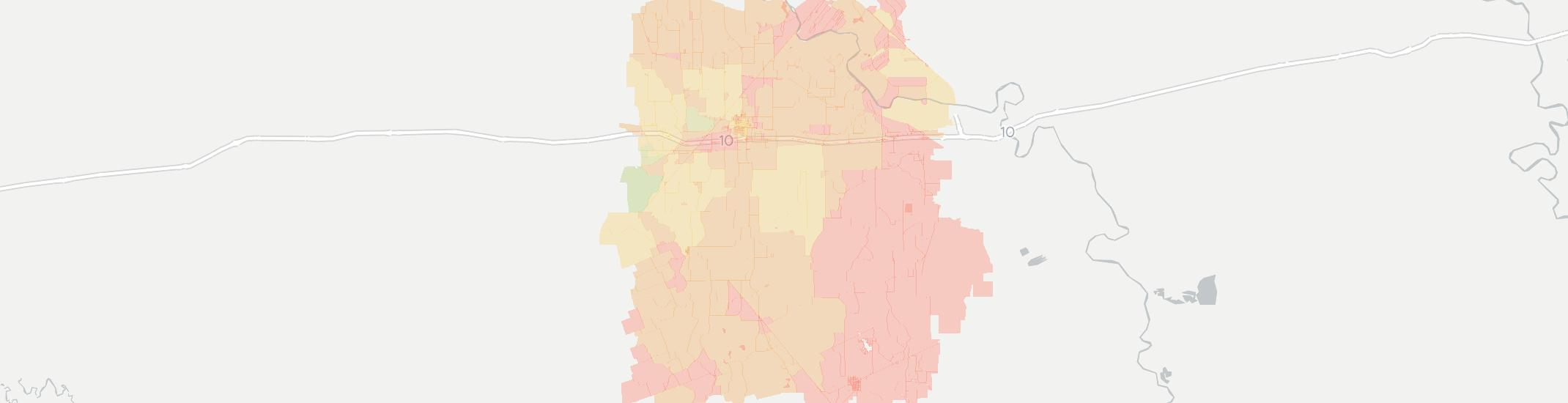 Weimar Internet Competition Map. Click for interactive map.
