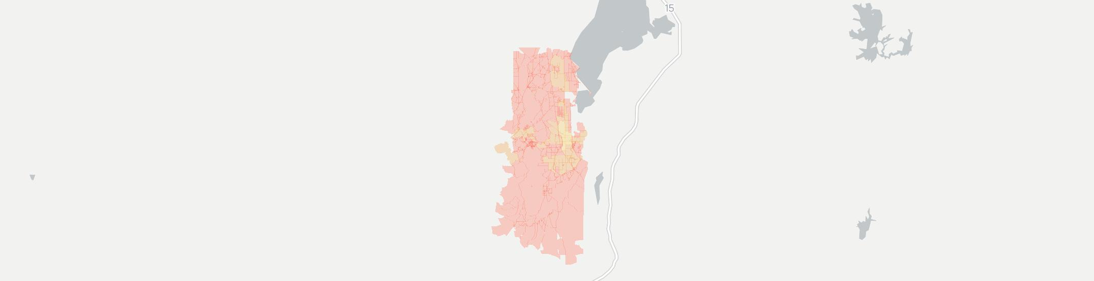 Elberta Internet Competition Map. Click for interactive map.