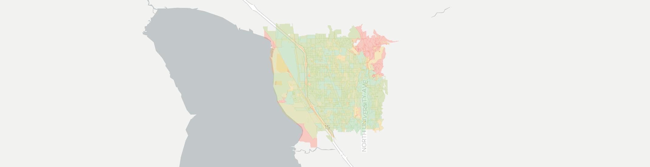 Orem Utah Zip Code Map.Orem Has 23 Internet Service Providers Broadbandnow Com