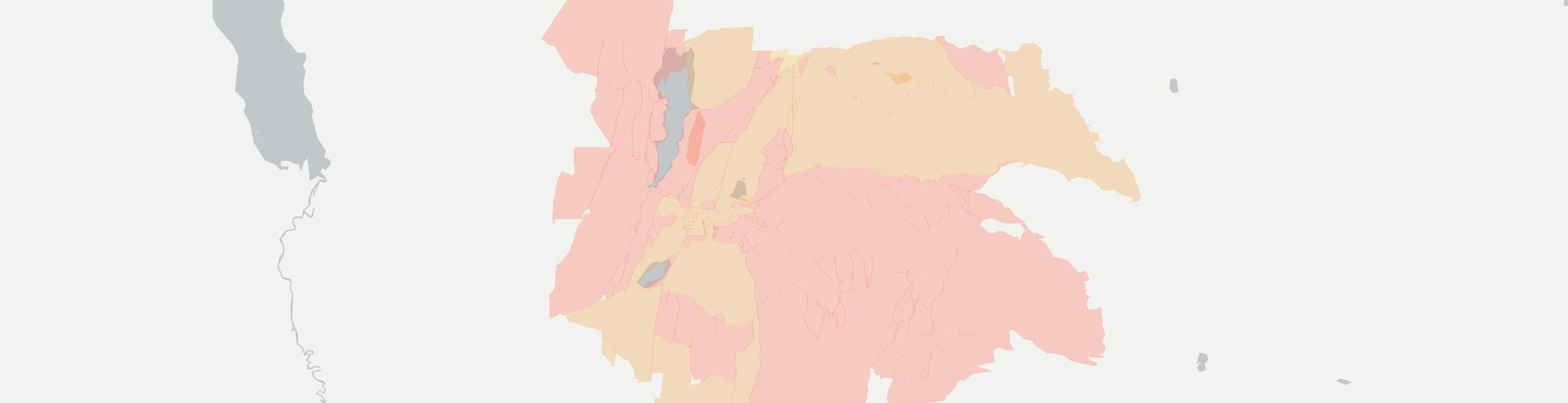 Sterling Internet Competition Map. Click for interactive map.