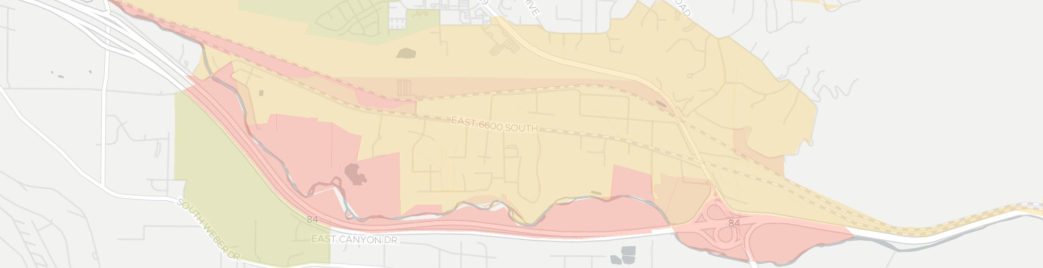 Uintah Internet Competition Map. Click for interactive map.