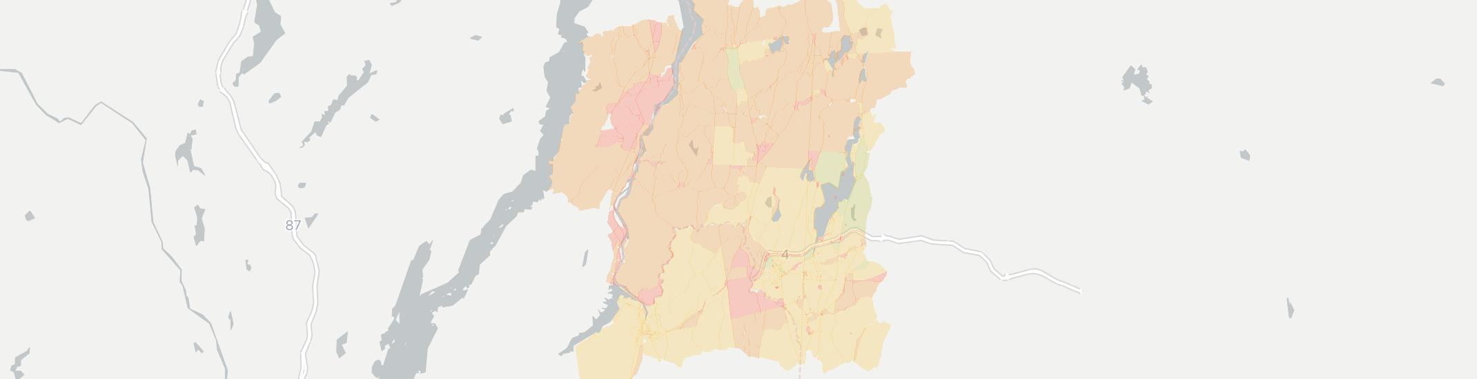 Fair Haven Internet Competition Map. Click for interactive map.