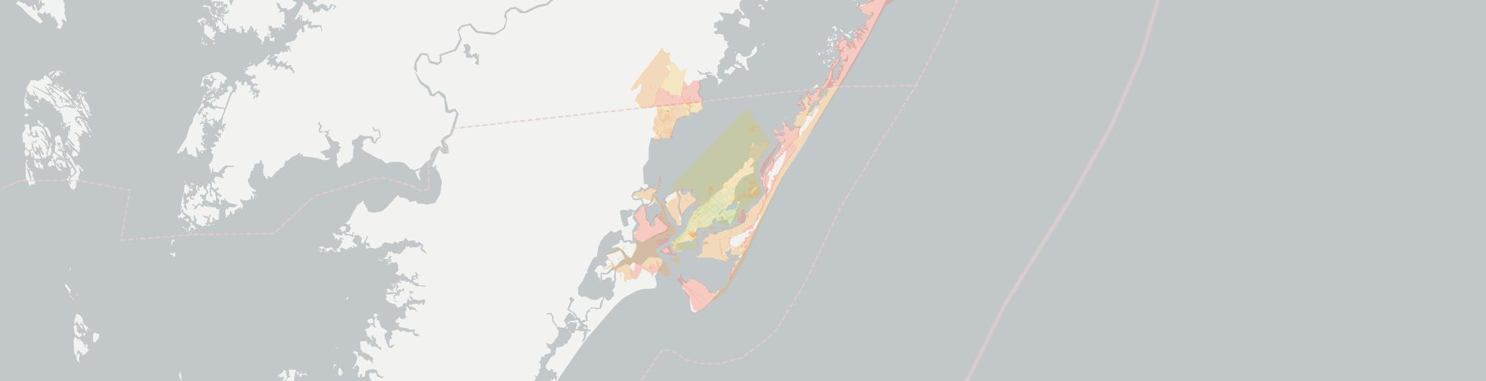 Chincoteague Internet Competition Map. Click for interactive map.