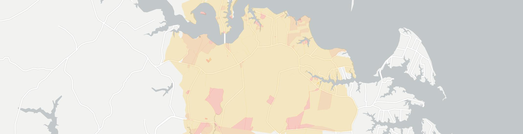 Cobbs Creek Internet Competition Map. Click for interactive map.