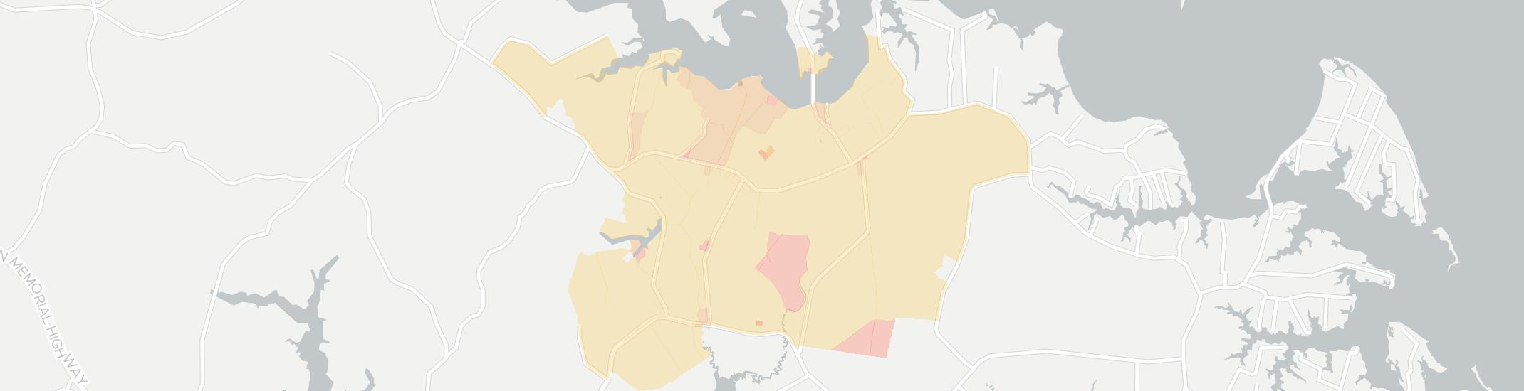 Dutton Internet Competition Map. Click for interactive map.