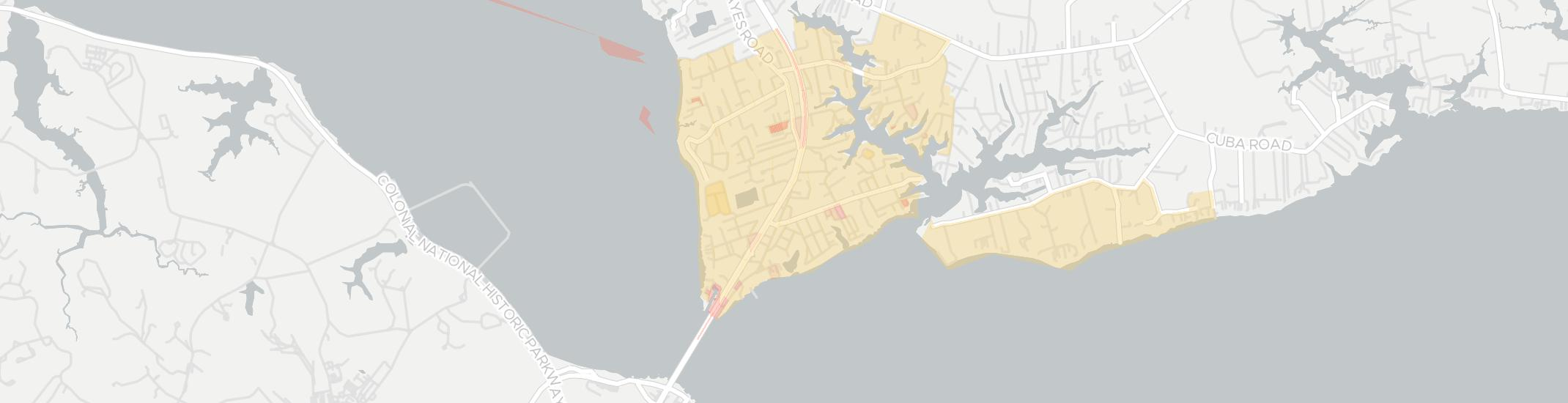 Gloucester Virginia Map.Internet Providers In Gloucester Point Compare 12 Providers
