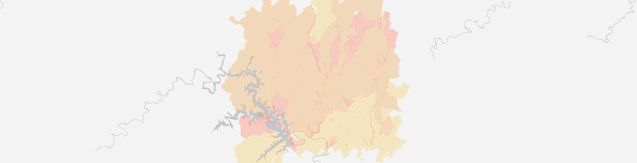 Henry Internet Competition Map. Click for interactive map.