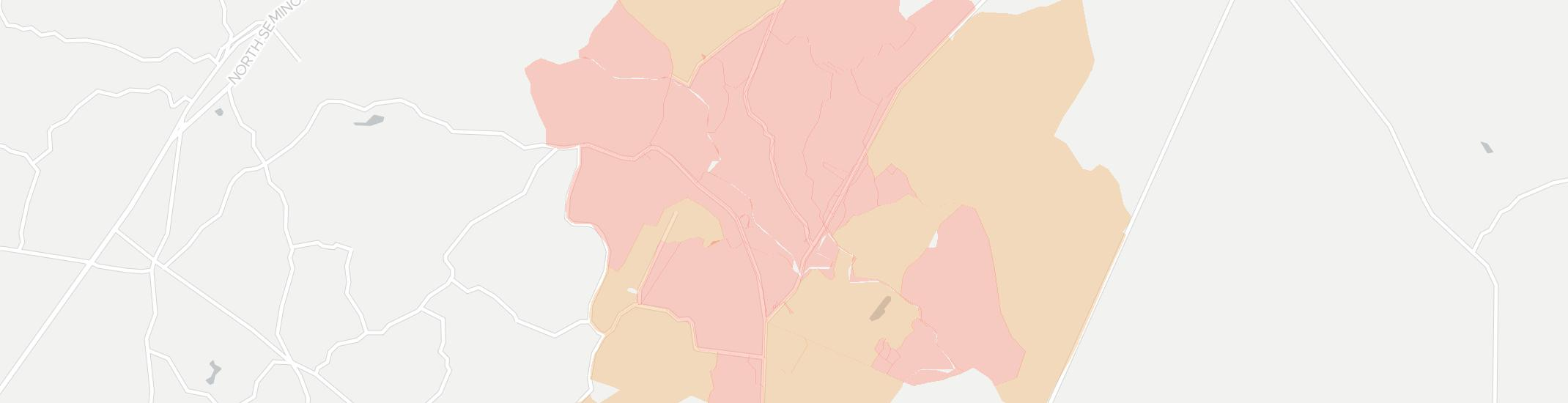 Locust Dale Internet Competition Map. Click for interactive map.