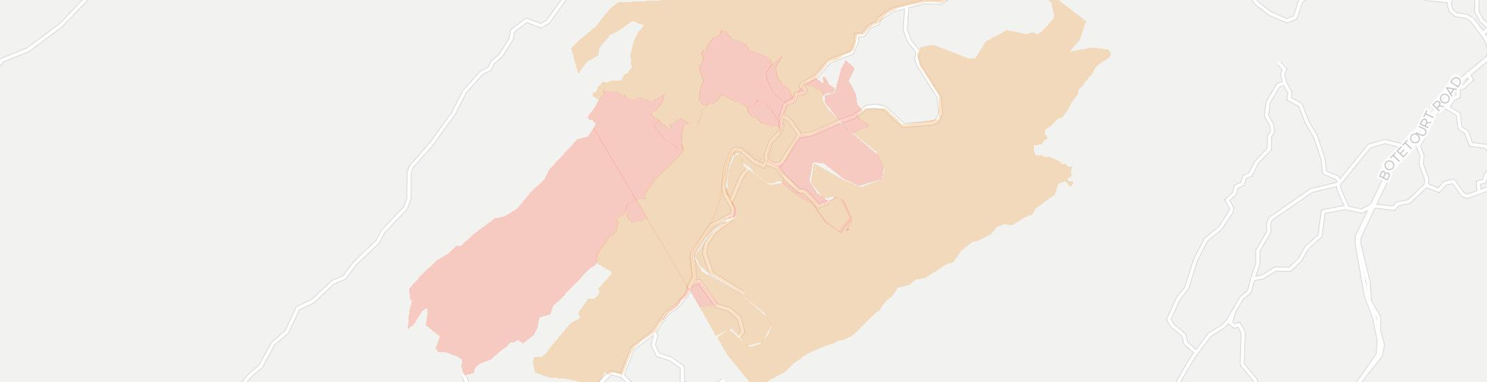 Oriskany Internet Competition Map. Click for interactive map.