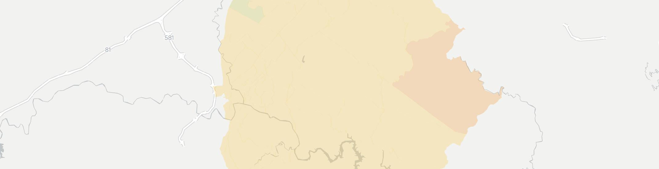Vinton Internet Competition Map. Click for interactive map.