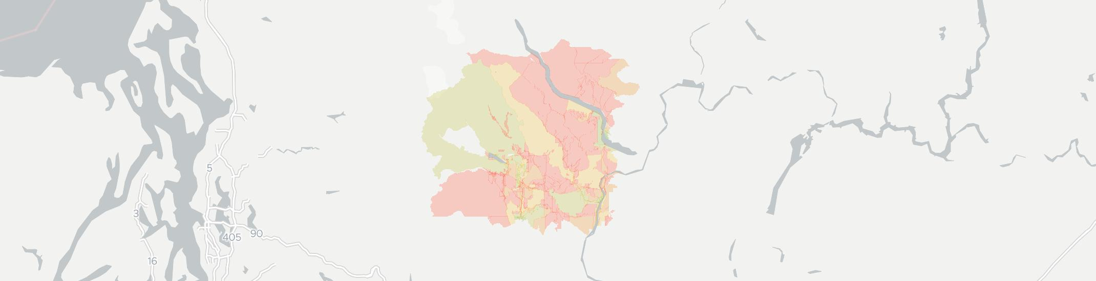 Entiat Internet Competition Map. Click for interactive map.