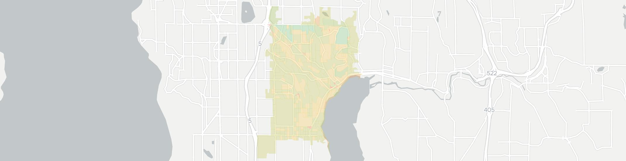 Lake Forest Park Internet Competition Map. Click for interactive map.
