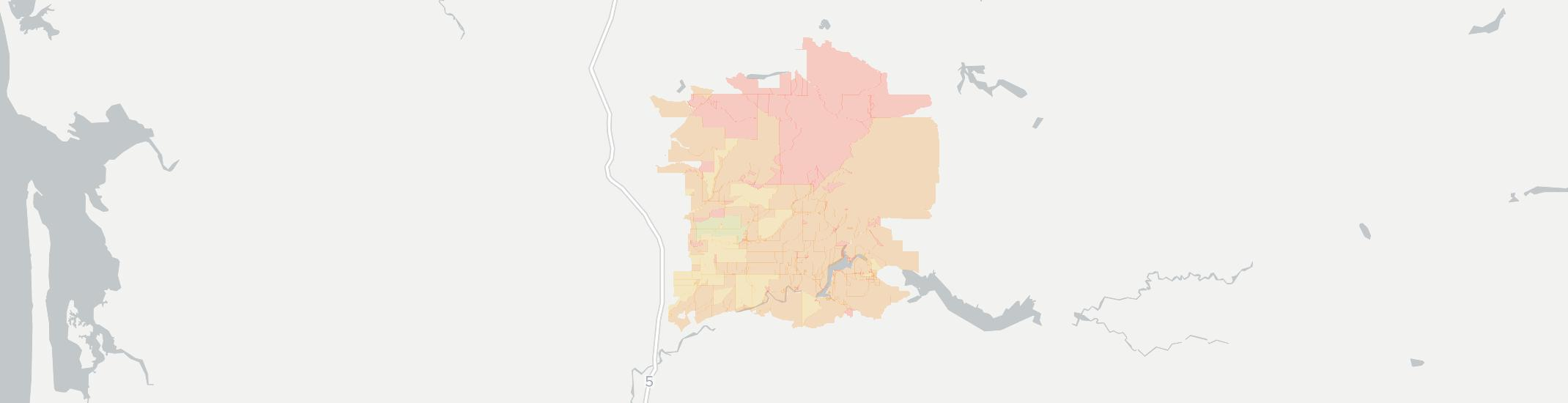 Onalaska Internet Competition Map. Click for interactive map.