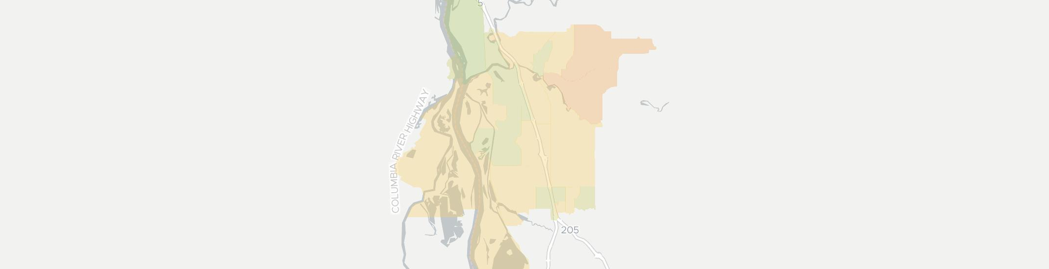 Ridgefield Internet Competition Map. Click for interactive map.