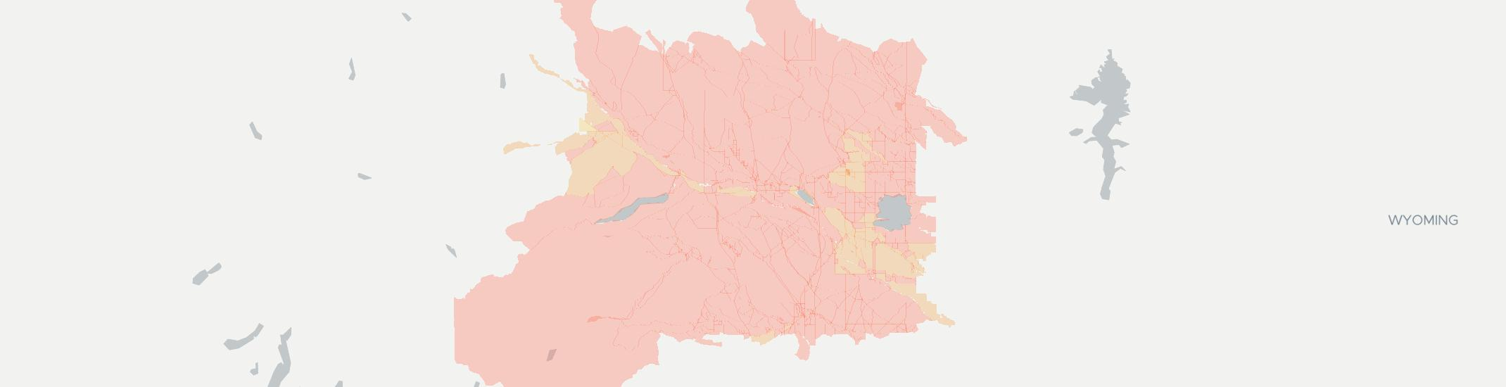 Kinnear Internet Competition Map. Click for interactive map.