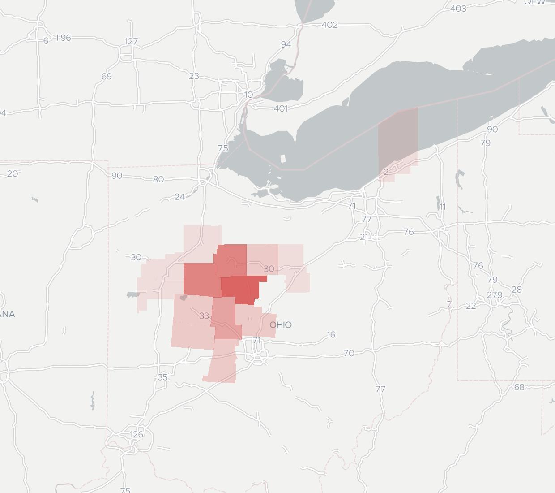 Waldo Ohio Map.Byhalia Net Internet Service Provider Broadbandnow Com