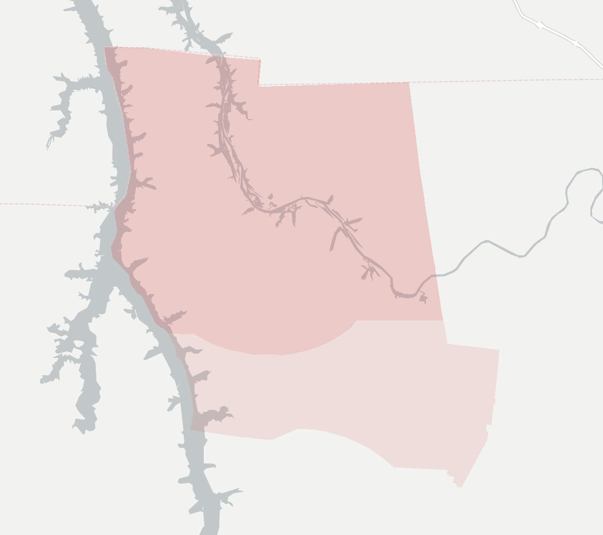 Cumberland Connect Availability Map. Click for interactive map.