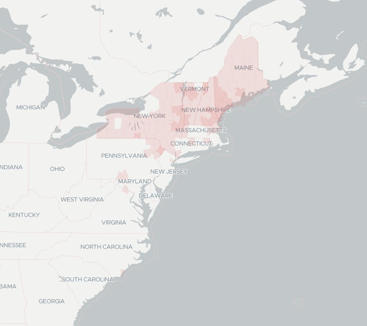 FirstLight Availability Map. Click for interactive map.