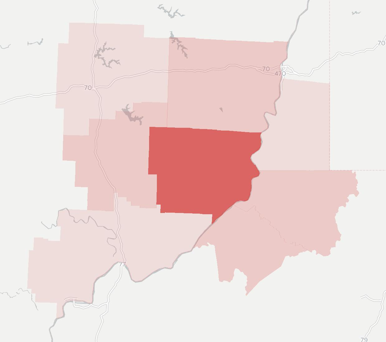 Woodsfield Ohio Map.Gmn Broadband Internet Provider Broadbandnow Com