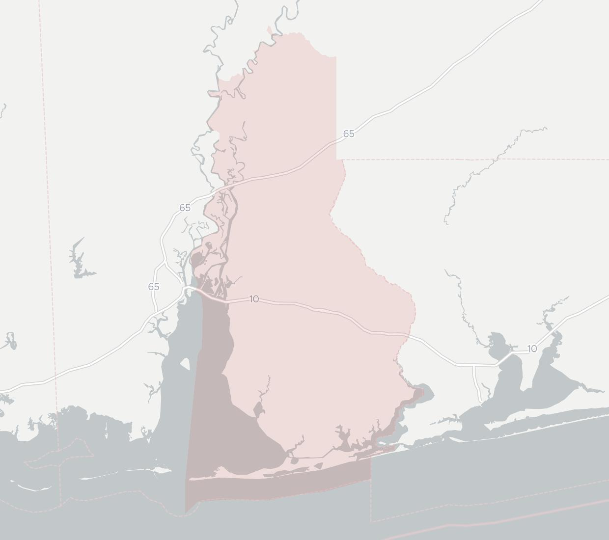 Island Fiber Availability Map. Click for interactive map.