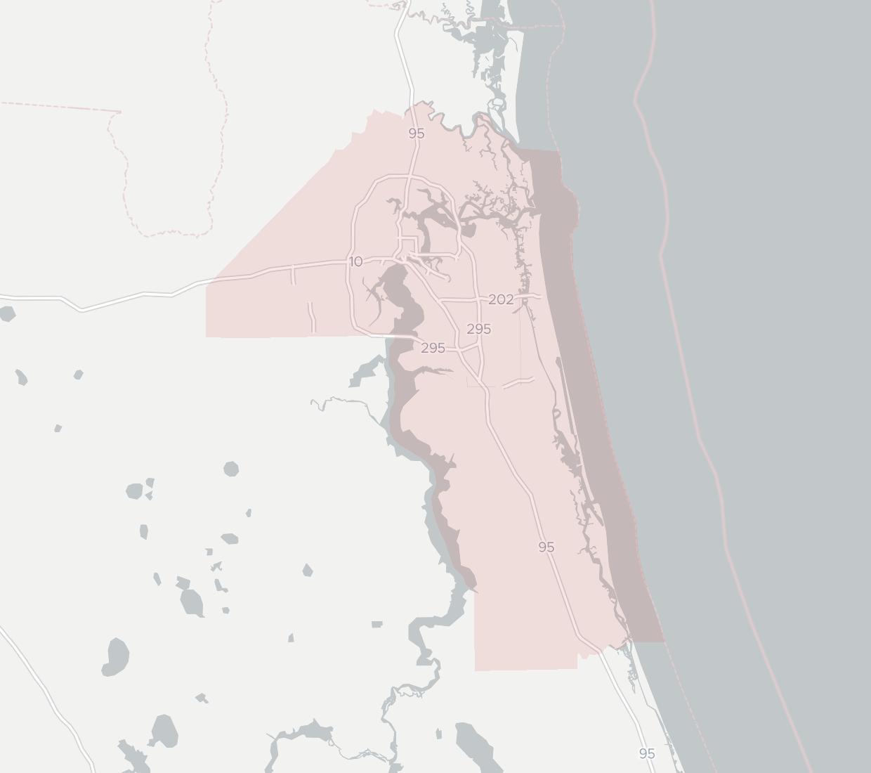 Joytel Availability Map. Click for interactive map.
