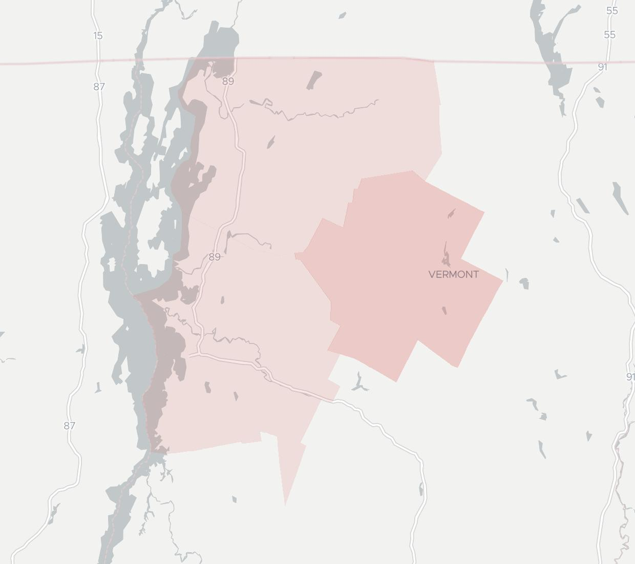 Mansfield Community Fiber Availability Map. Click for interactive map.