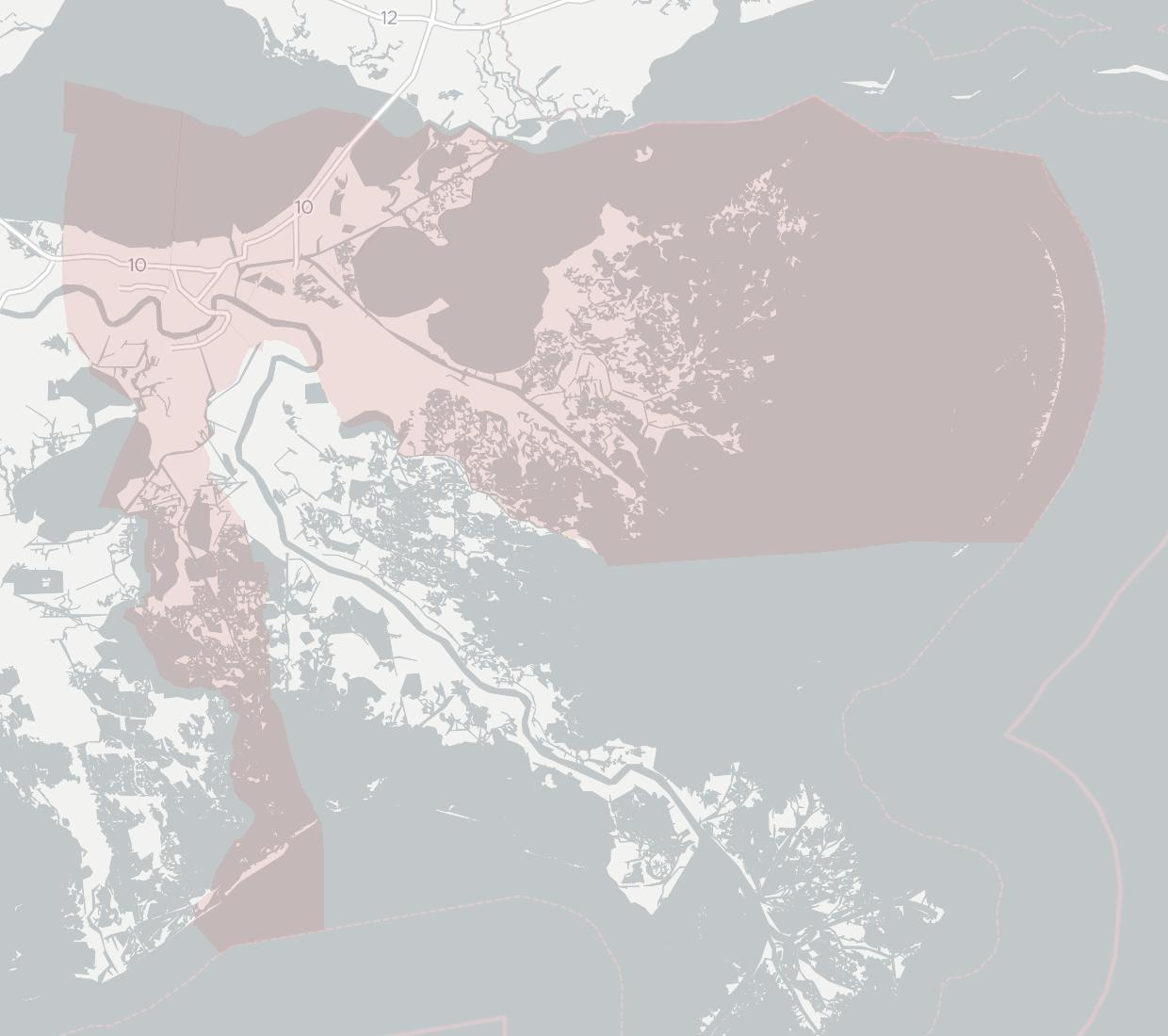 Skycom1 Availability Map. Click for interactive map.