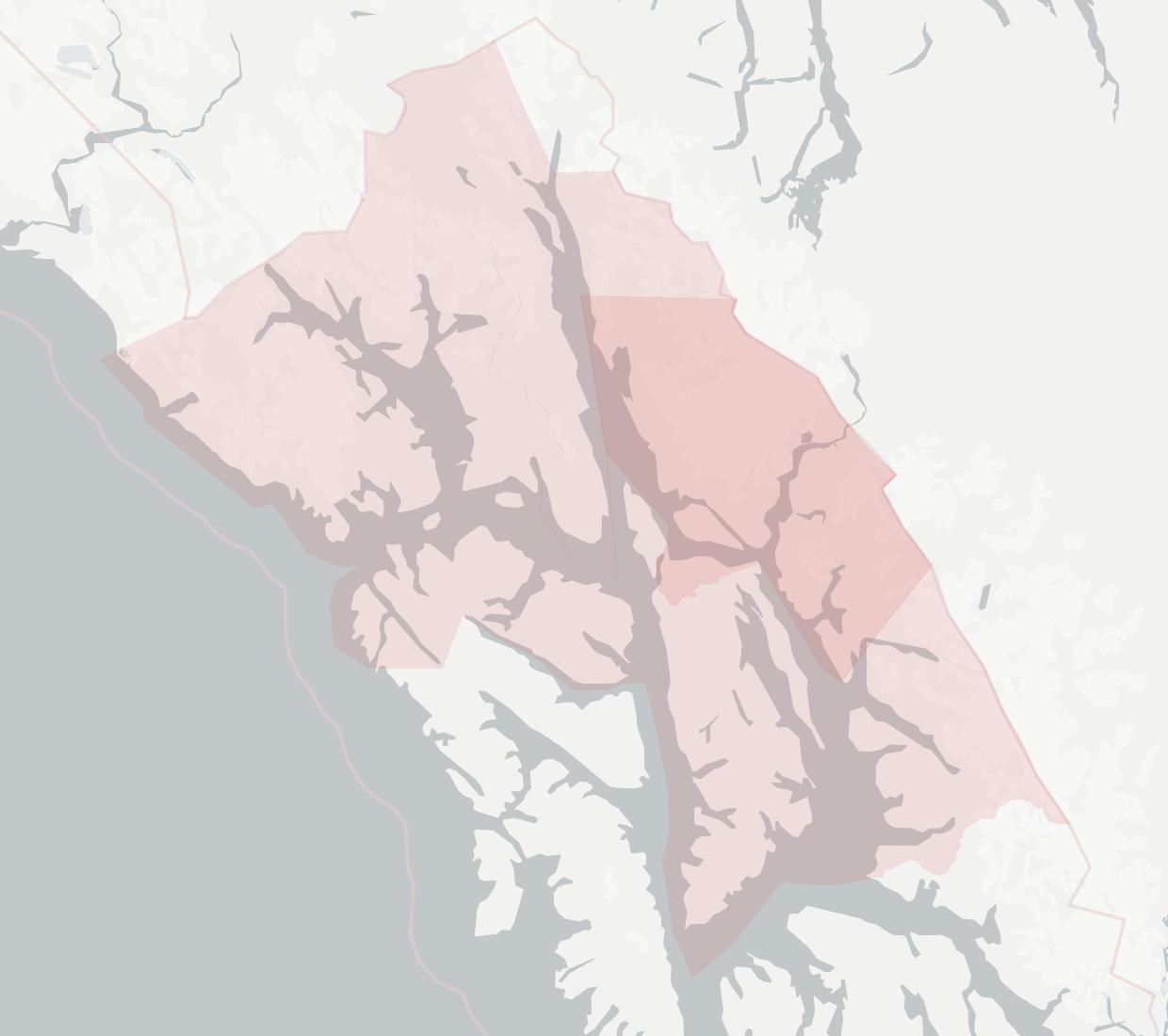 The Snowcloud Availability Map. Click for interactive map.