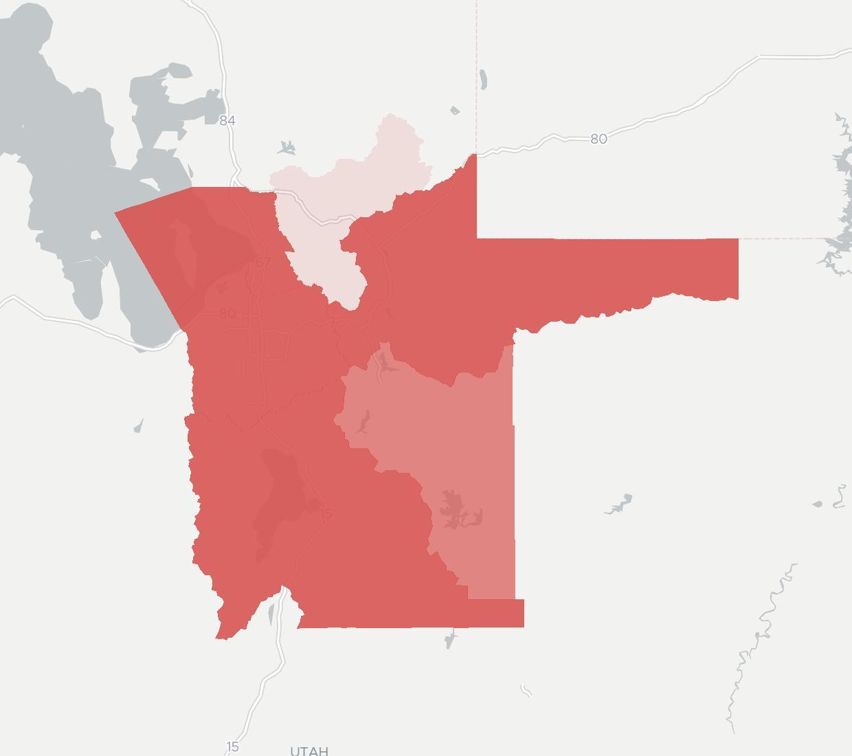 Oakley Utah Map.Utah Broadband Internet Service Provider Broadbandnow Com