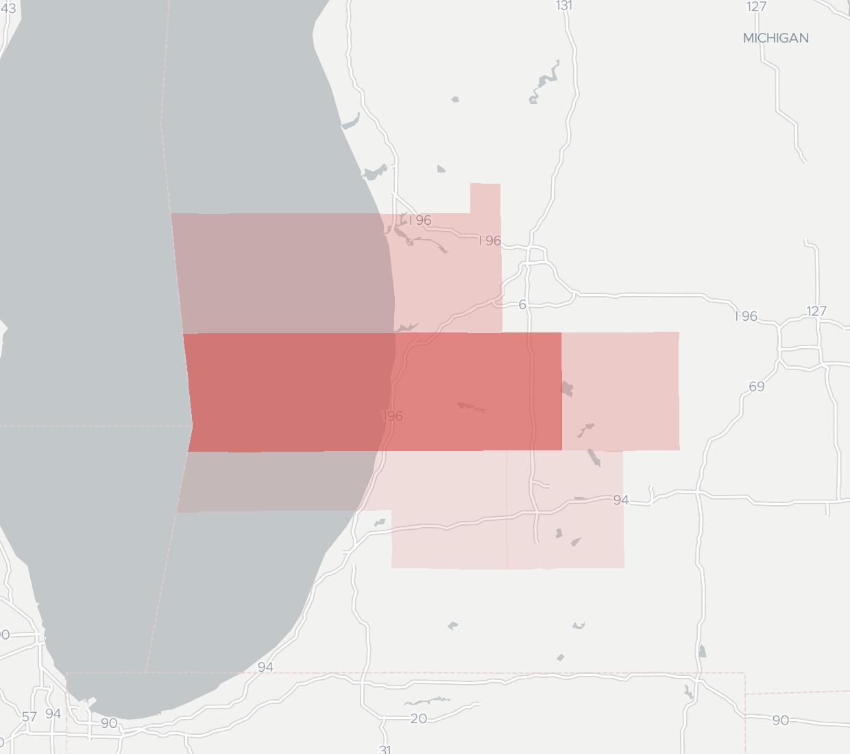 Plainwell Michigan Map.West Michigan Wireless Isp High Speed Internet Broadbandnow Com