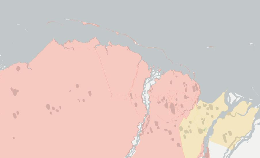 Prudhoe Bay Alaska Map.Internet Providers In Prudhoe Bay Compare 5 Providers