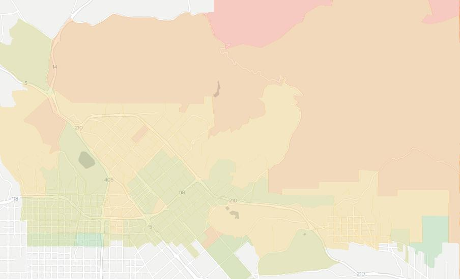 Sylmar Has 18 Internet Service Providers Up To 400 Mbps