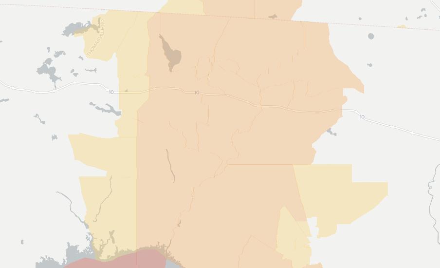 Monticello Fl Has 10 Internet Service Providers From 31 95