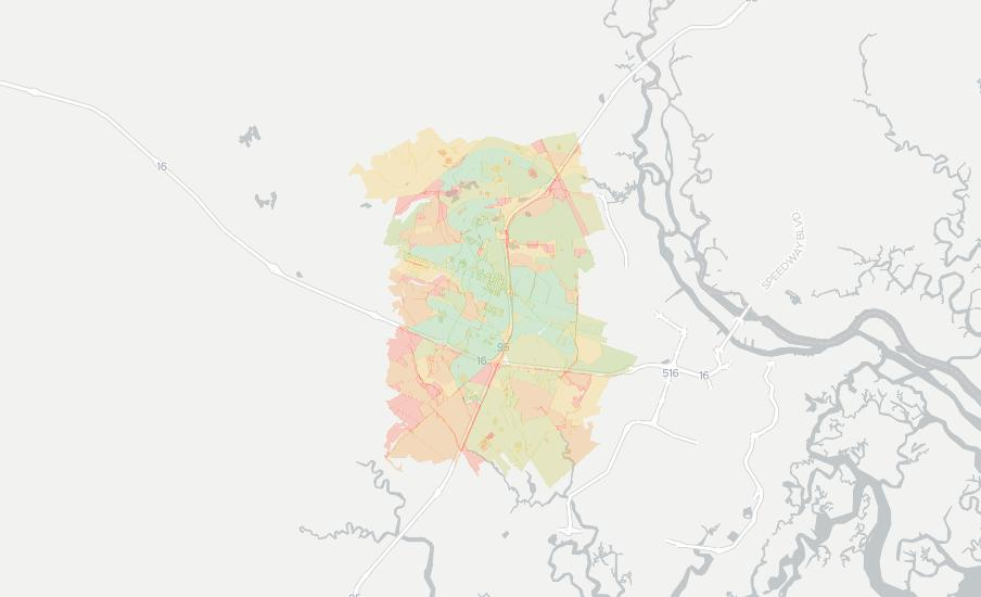 Pooler Ga Zip Code Map.Internet Providers In Pooler Compare 13 Providers Broadbandnow Com