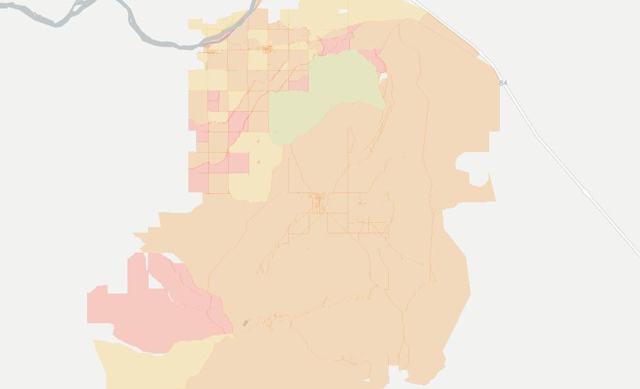 Albion Idaho Map.Albion Id Has 10 Internet Service Providers Broadbandnow Com
