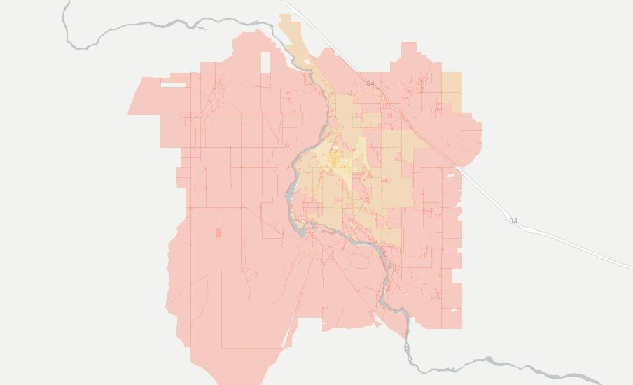 Hagerman Idaho Map.Hagerman Id Has 12 Internet Service Providers Broadbandnow Com