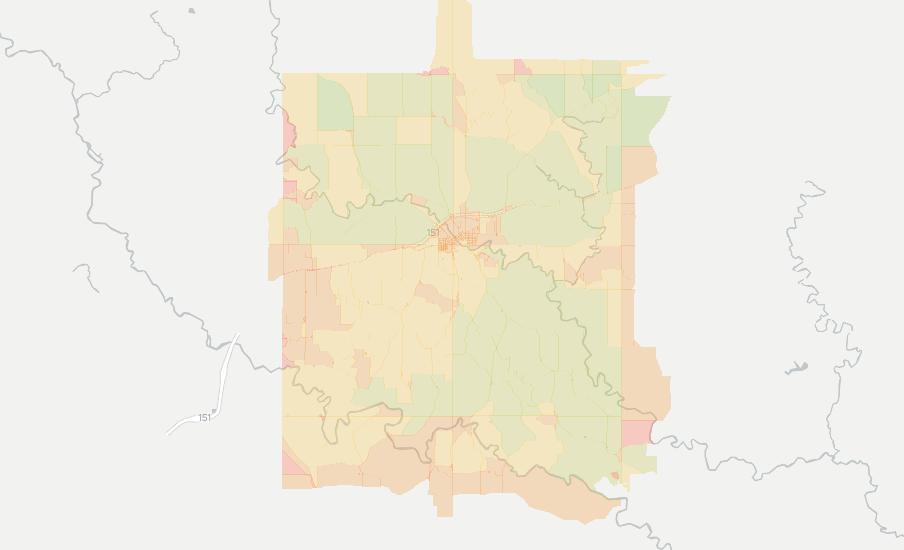 Cascade Iowa Map.Internet Providers In Cascade Ia Compare 14 Providers