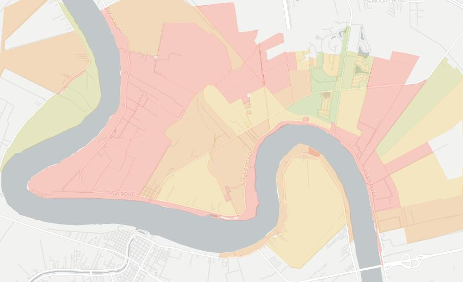 Darrow Louisiana Map.Darrow Has 10 Internet Service Providers Up To 1 000 Mbps