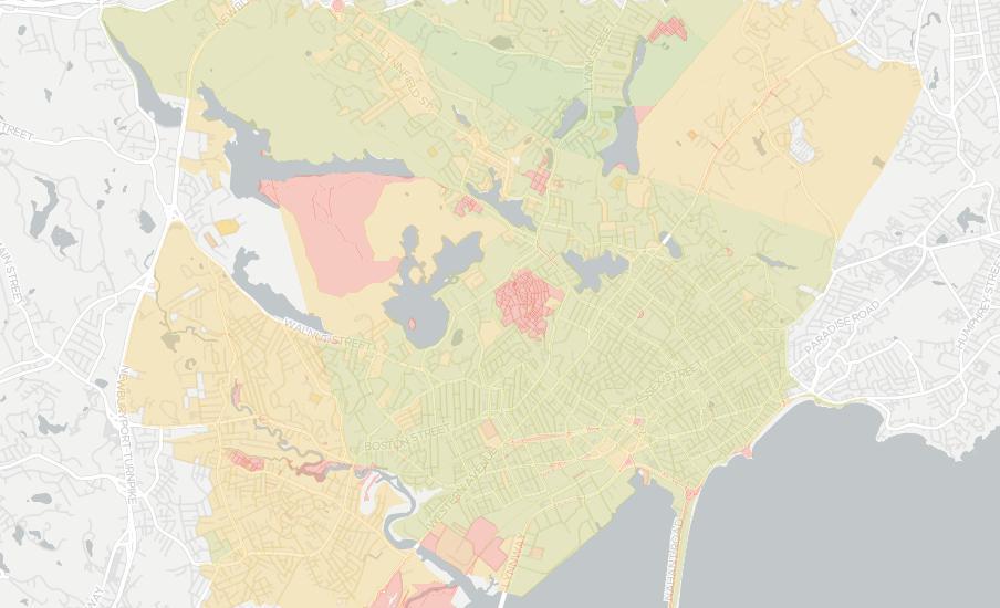 Lynn Ma Zip Code Map.Lynn Ma Has 19 Internet Service Providers From 34 99
