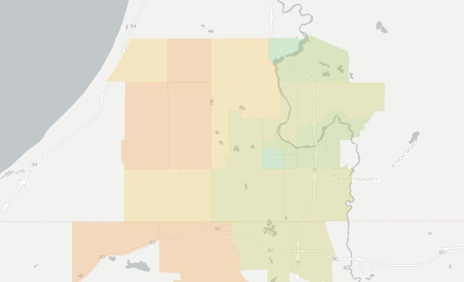 Buchanan Michigan Map.Internet Providers In Buchanan Mi Compare 15 Providers