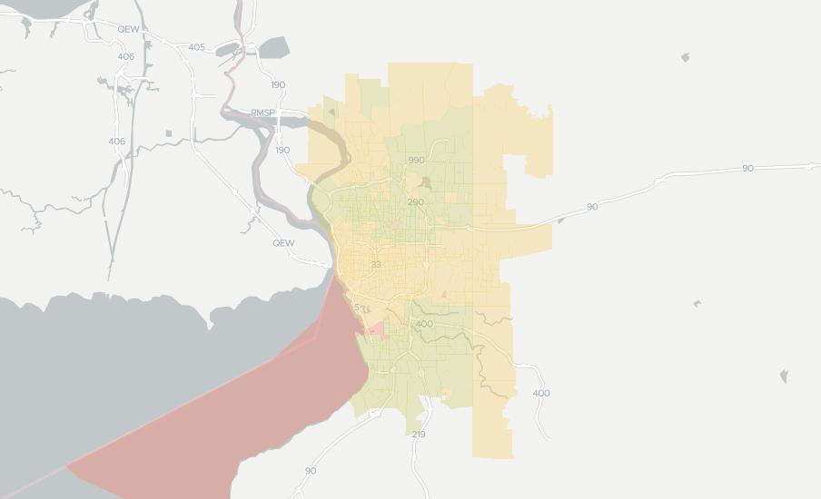 Zayo Outage Maps