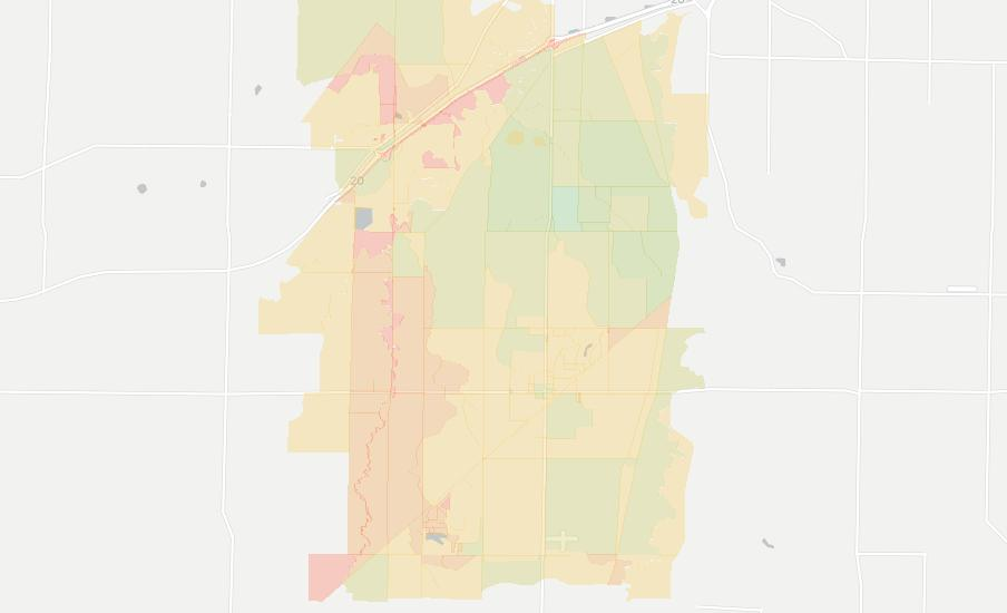Lagrange Ohio Map.Lagrange Oh Has 11 Internet Service Providers From 36 00