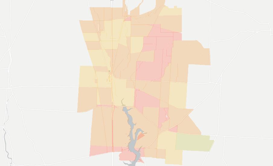 Waldo Ohio Map.Internet Providers In Waldo Oh Compare 12 Providers